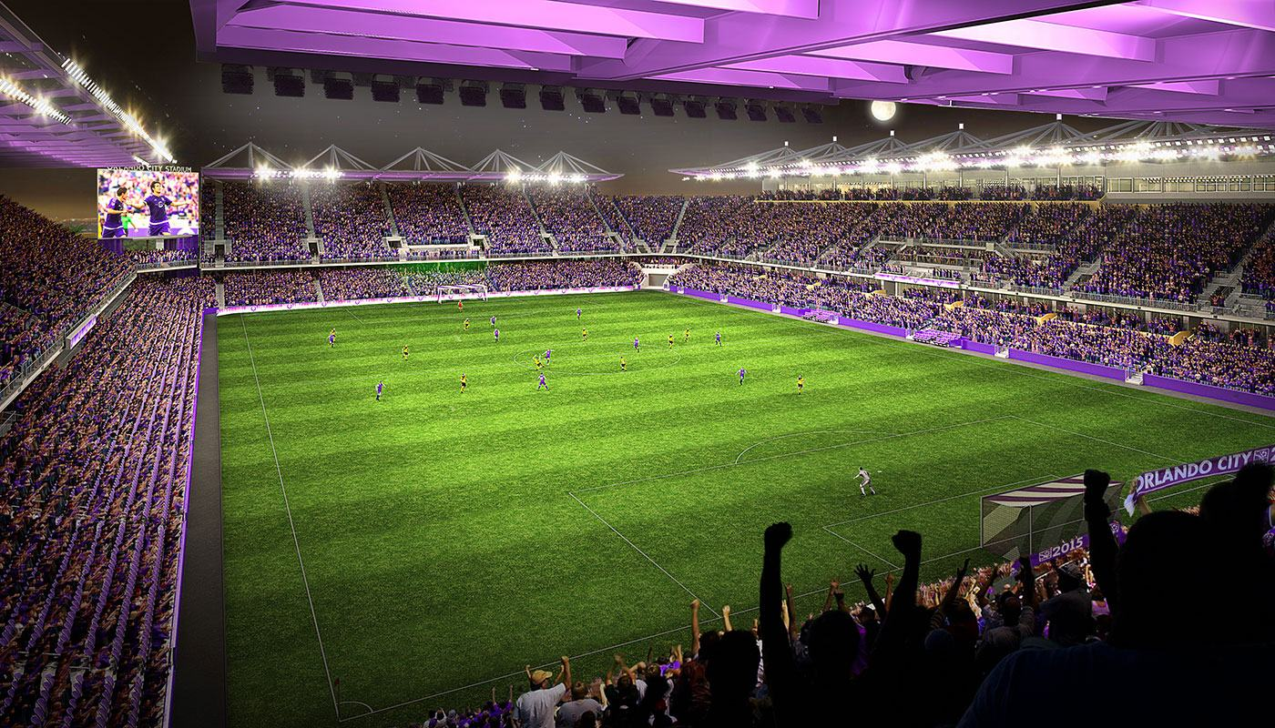 Design Orlando City Stadium Stadiumdb Com