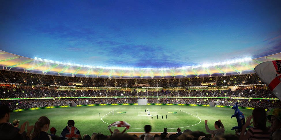 Design: Optus Stadium