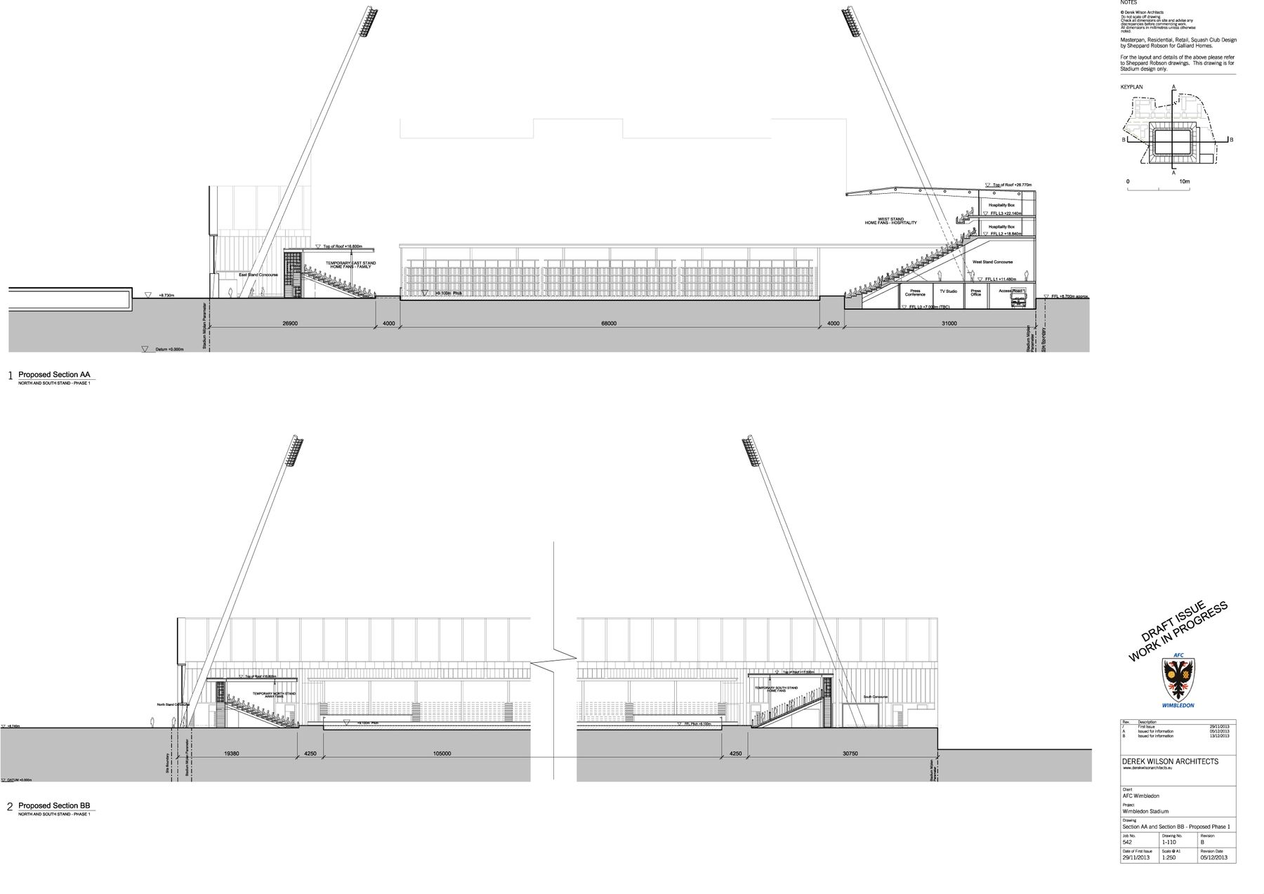 Design plough lane stadiumdb 2014 afc wimbledon plough lane malvernweather Gallery