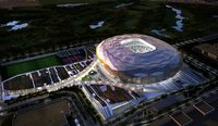 Qatar Foundation Stadium (Education City Stadium)