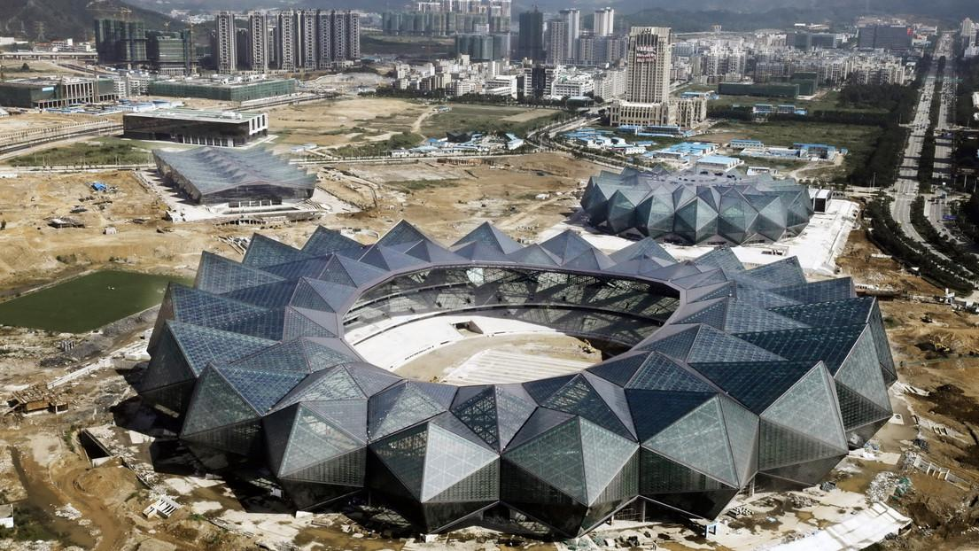 Design Shenzhen Universiade Stadium Stadiumdb Com