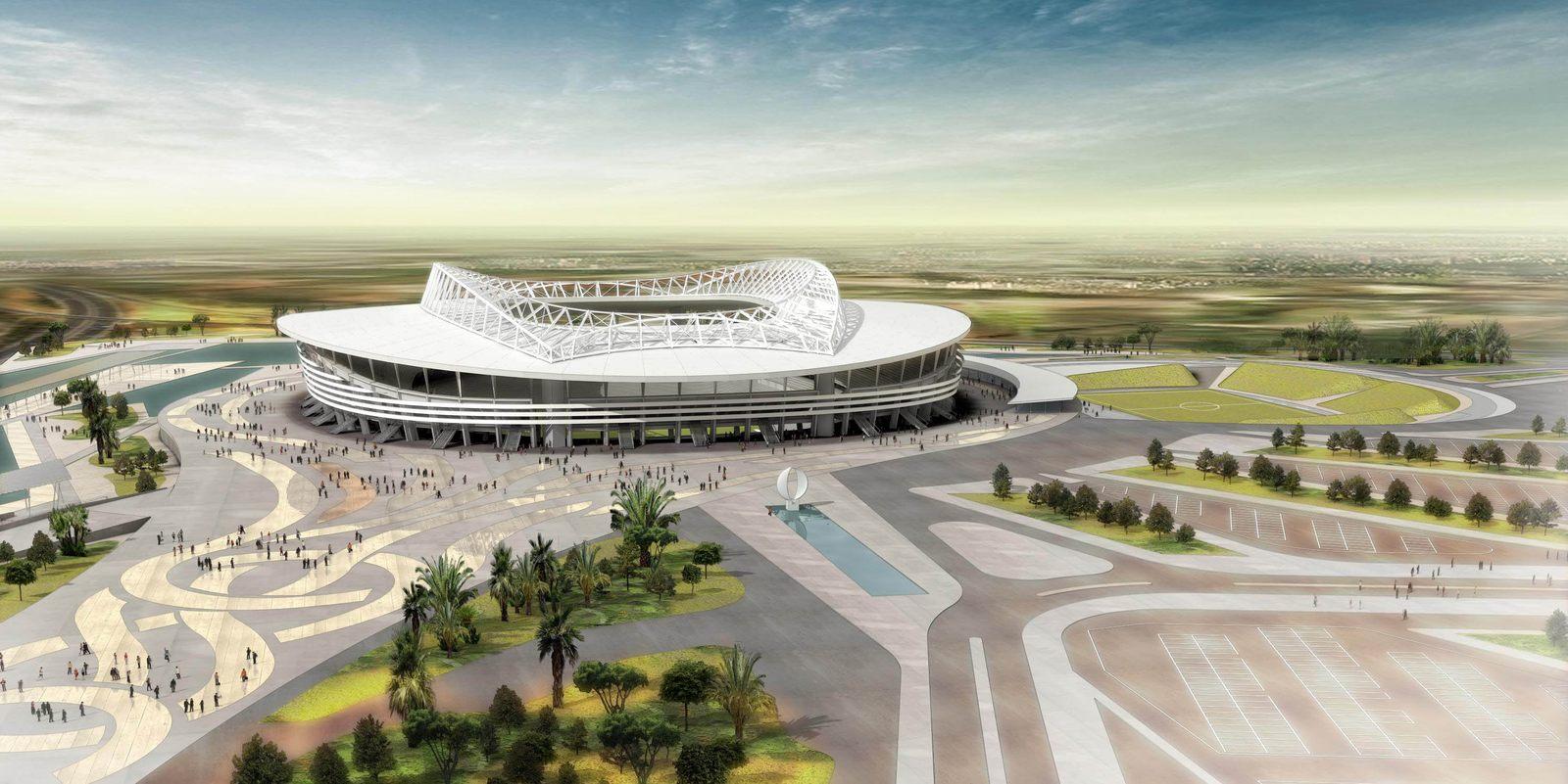 Design Stade De Baraki Stadiumdb Com