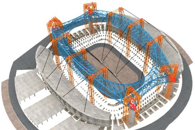 Design: Stade de Baraki – StadiumDB.com