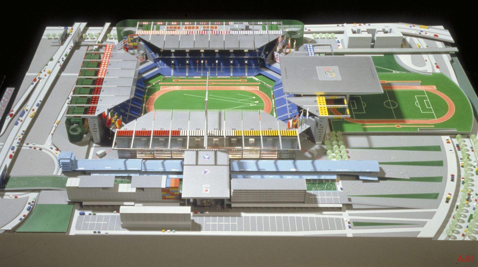 Design Stade De France I Stadiumdb Com