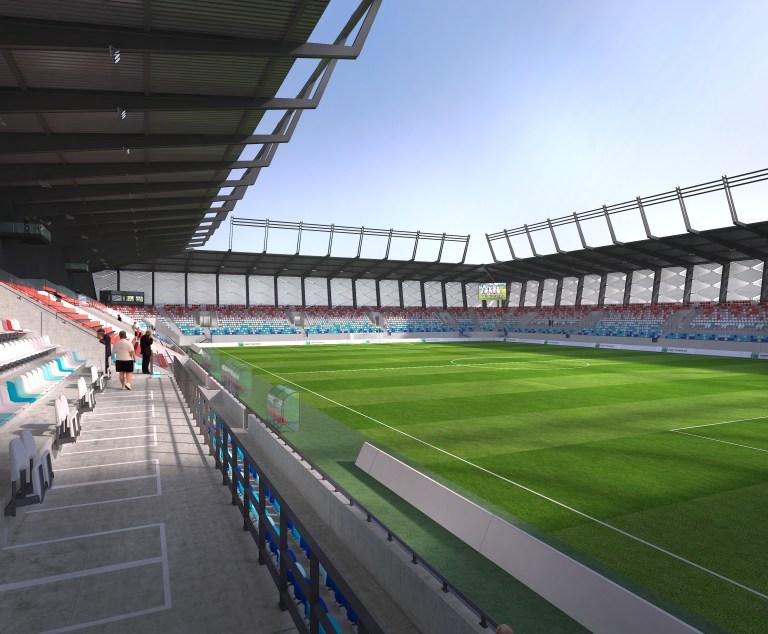 Design stade national de luxembourg - Architekten luxemburg ...