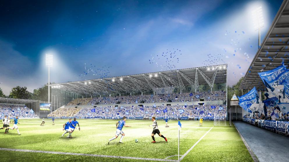 Sv Darmstadt Stadion