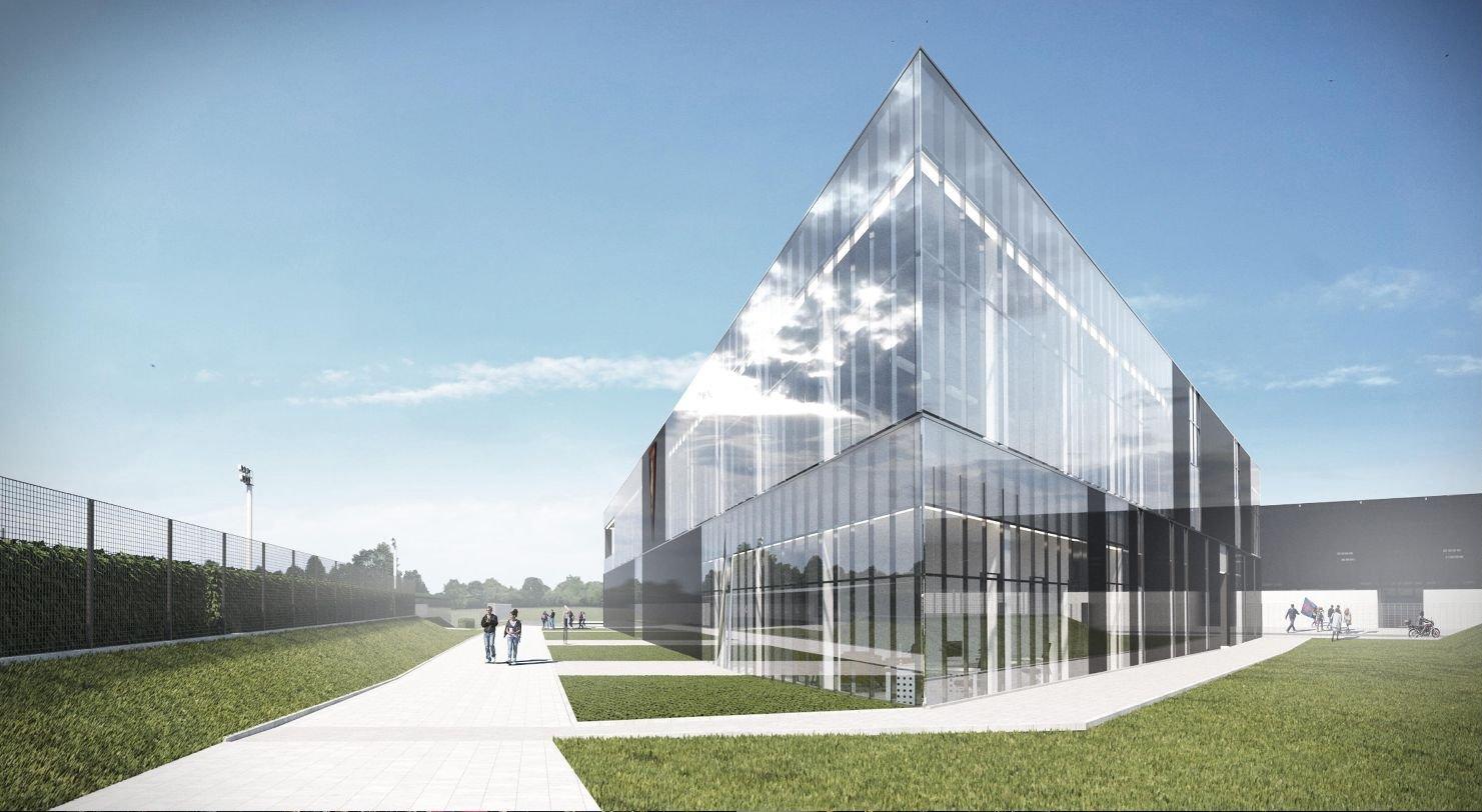 Design Stadion Floriana Krygiera Stadiumdb Com