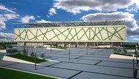 Stadion GKS-u Jastrzębie (III)