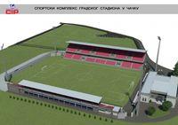 Stadion Gradski u Čačku (Stadion Borca iz Čačka)