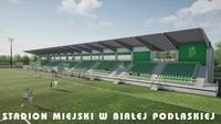 Stadion Miejski w Białej Podlaskiej
