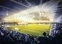Stadion Miejski w Olsztynie