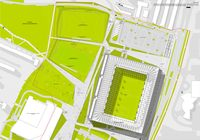 Stadion Miejski w Olsztynie (I)