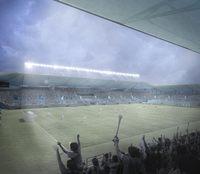 Stadion Miejski w Olsztynie (II)