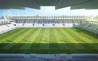 Stadion OSiR w Olsztynie (I)