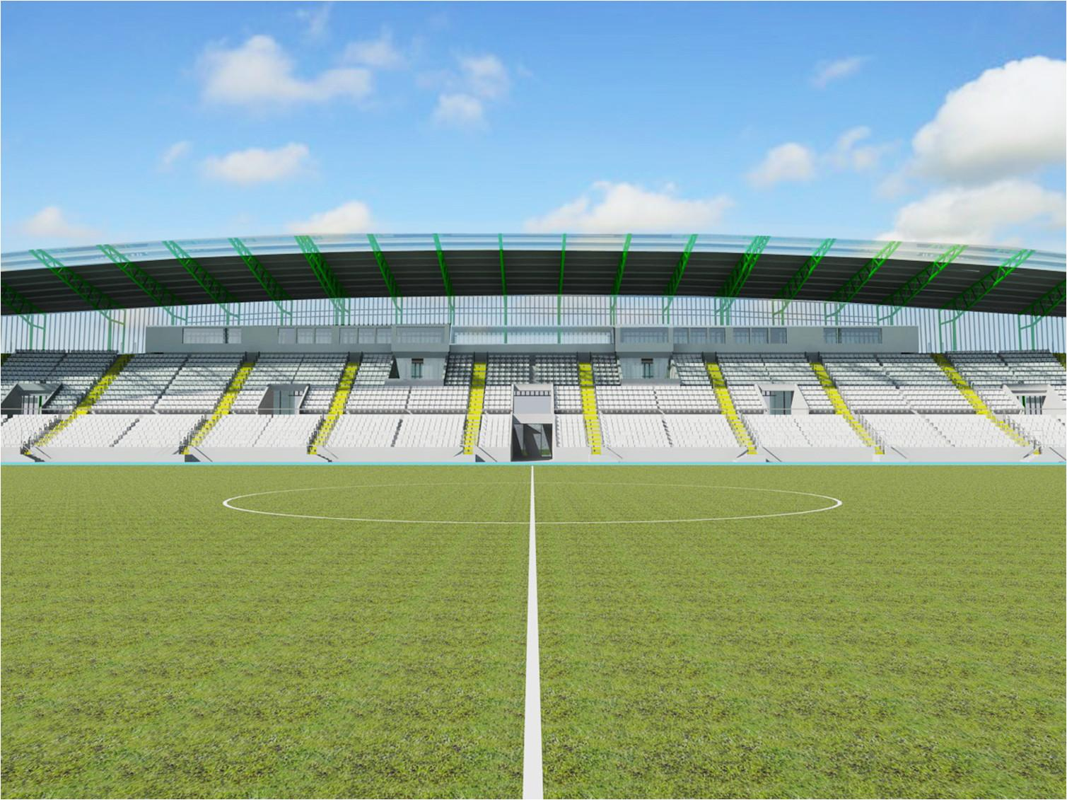 Grandstand Designs : Design stadion pod tumbe kafe stadiumdb