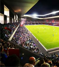 Stadion Polonii Bytom (I)