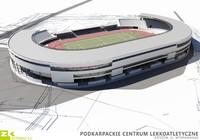 Podkarpackie Centrum Lekkoatletyczne (Stadion Resovii)