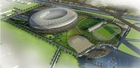 Stadion Taman BMW