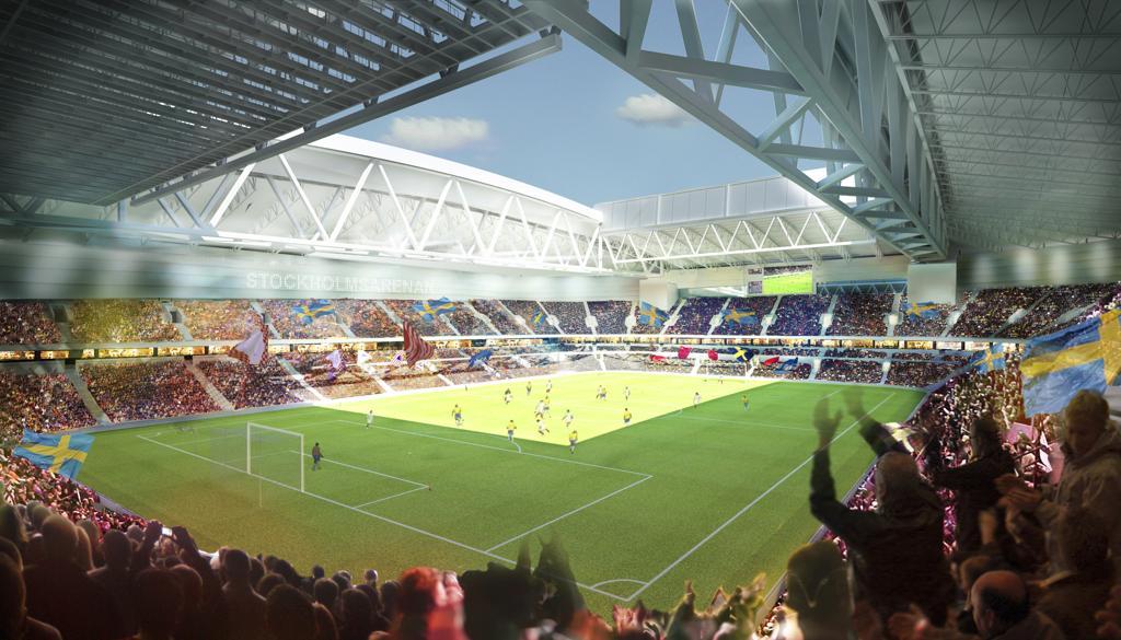 Design Tele2 Arena Stadiumdb Com