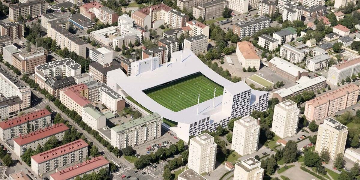 Design Tammela Stadion – StadiumDB com