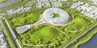 Tangram 2022 World Cup Stadium