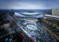 New Tottenham Stadium