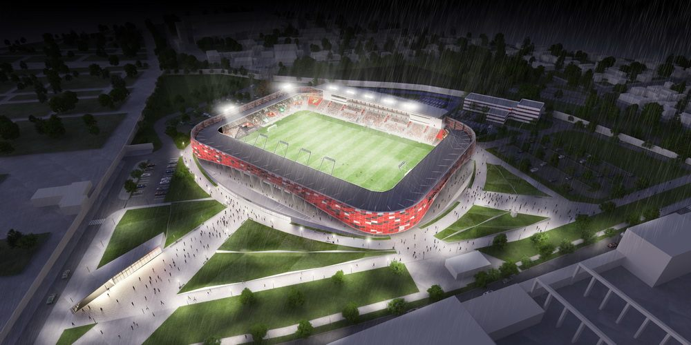 design bozsik stadion � stadiumdbcom