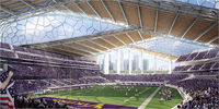 Vikings Stadium (I)