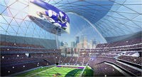 Vikings Stadium (II)