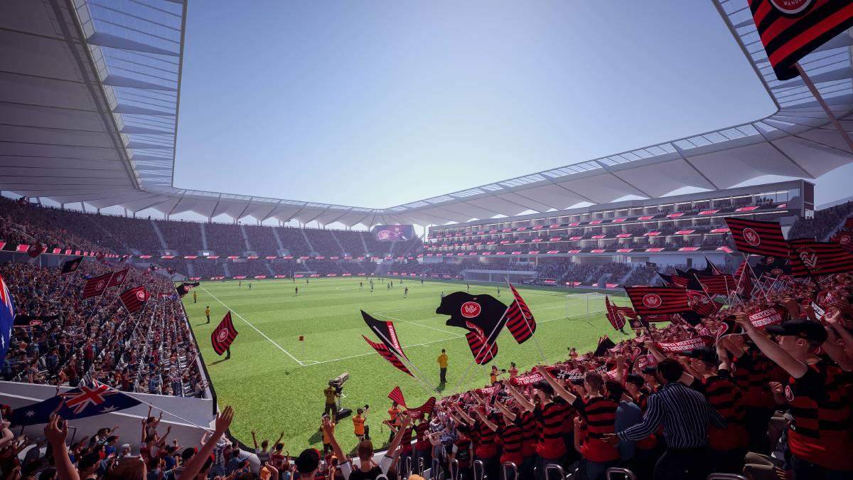 Design: Bankwest Stadium – StadiumDB com