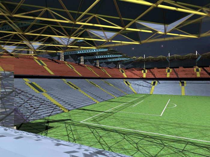 Design: Stadion Wisły Kraków – StadiumDB.com