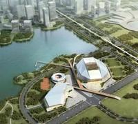 Wuhan FC Stadium (Wuhan Airport International Sports Centre Stadium)