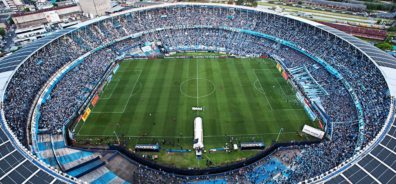 Estadio Presidente Juan Domingo Perón (El Cilindro