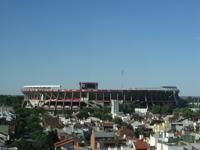 Estadio Antonio Vespucio Liberti (El Monumental)