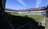 Estadio Alberto J. Armando (La Bombonera)