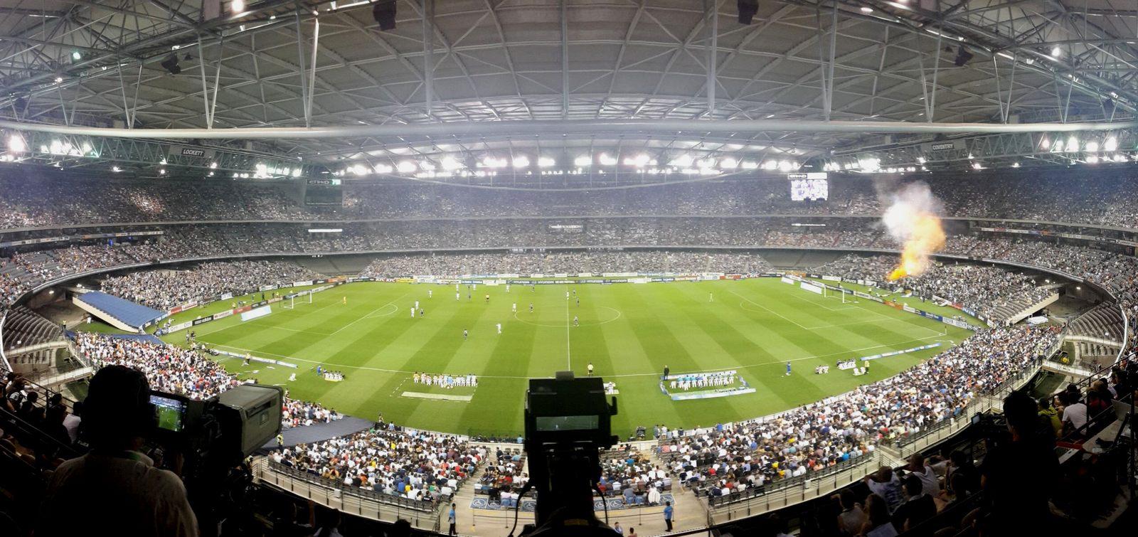 Marvel Stadium Docklands Stadium Stadiumdb Com