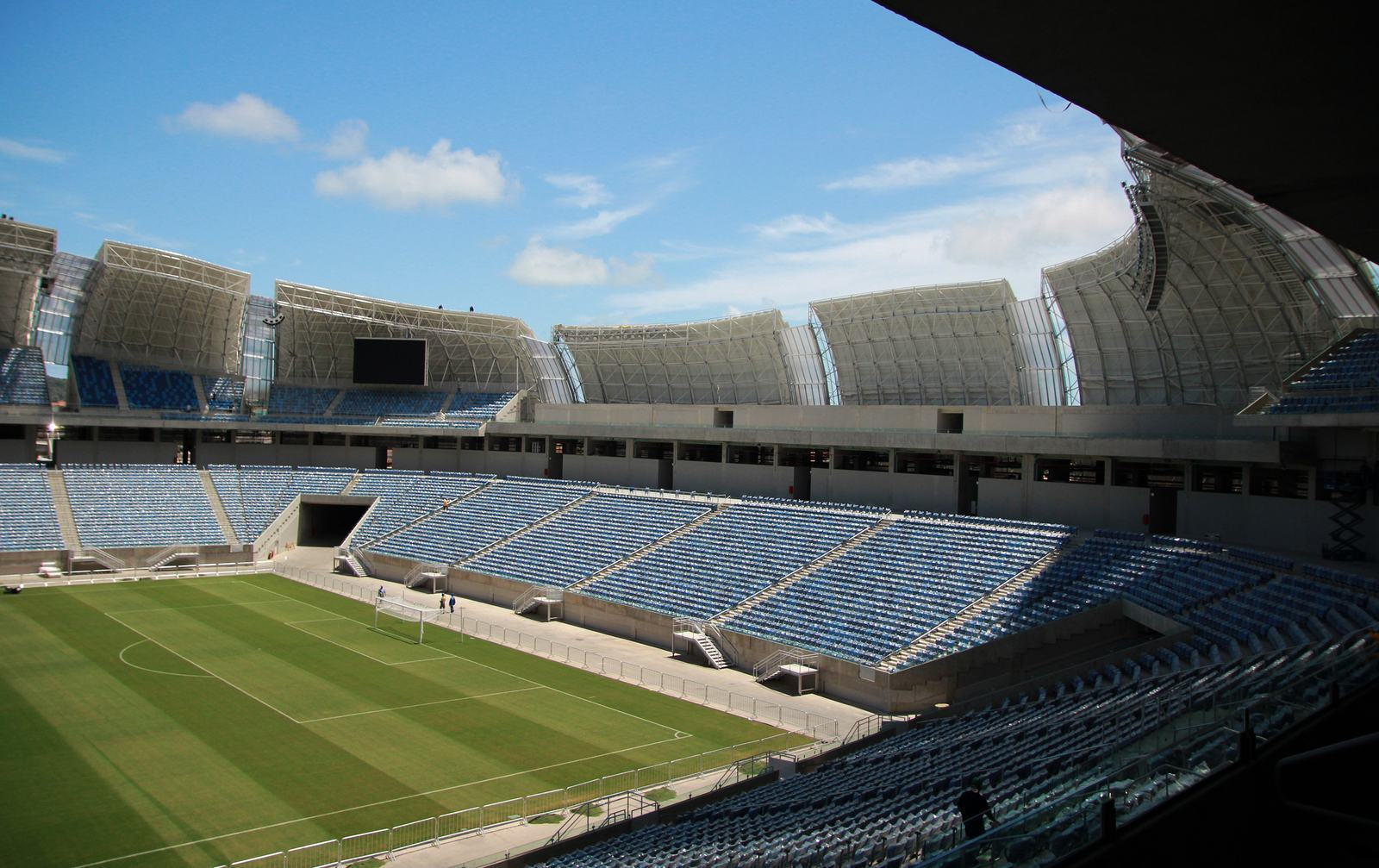 Arena Das Dunas December 2013 Arena das dunas