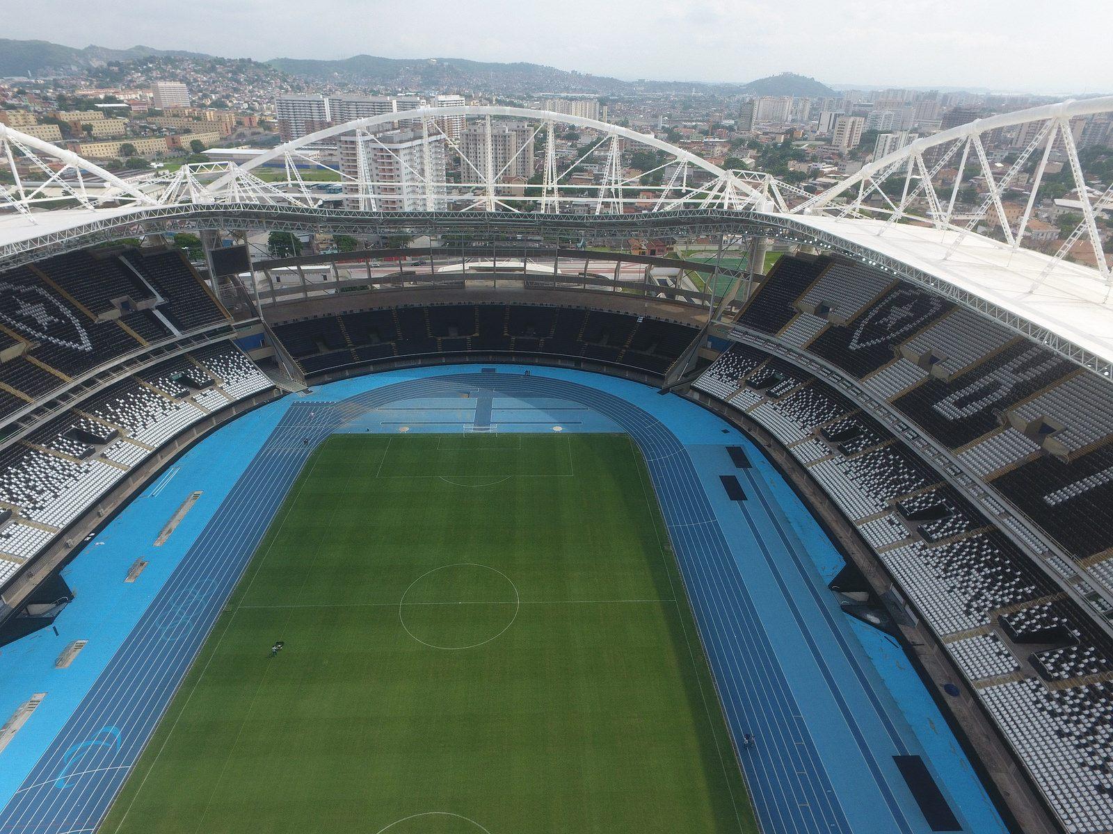 2491e36e06 Estádio Nilton Santos (Engenhão) – StadiumDB.com