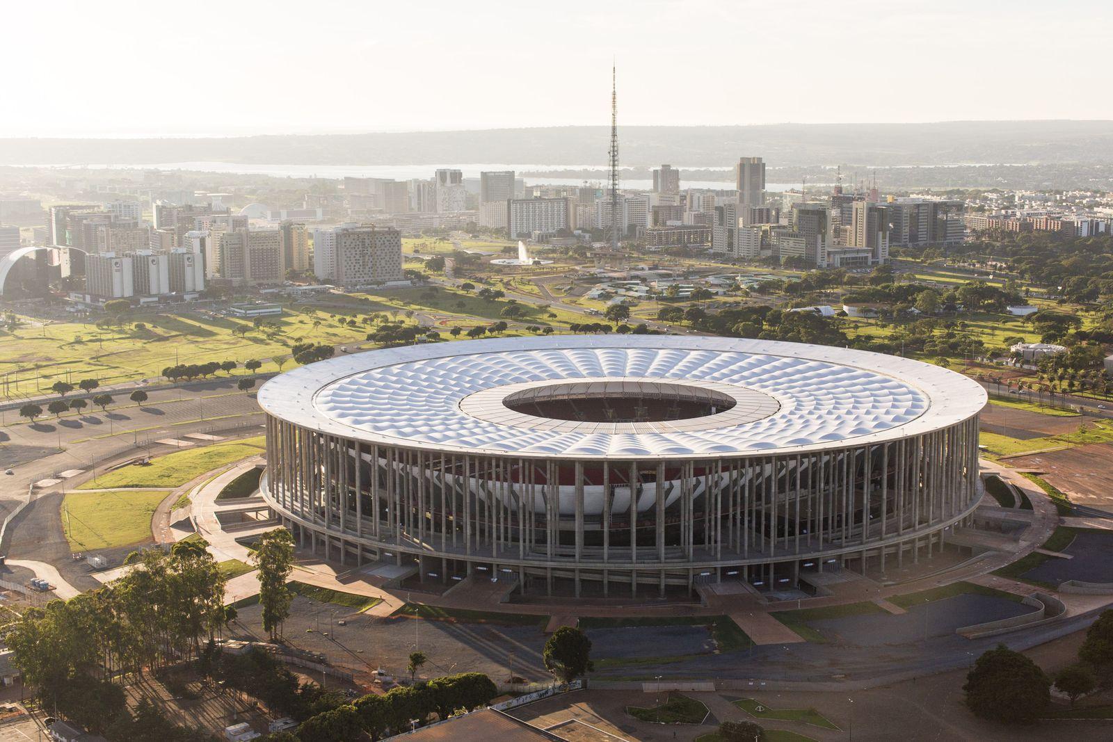 Nacional: Estádio Nacional De Brasília Mané Garrincha