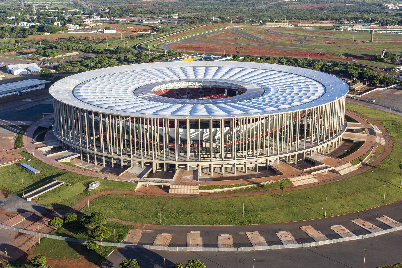 Nacional: World Cup 2014: Estadio Nacional De Brasilia