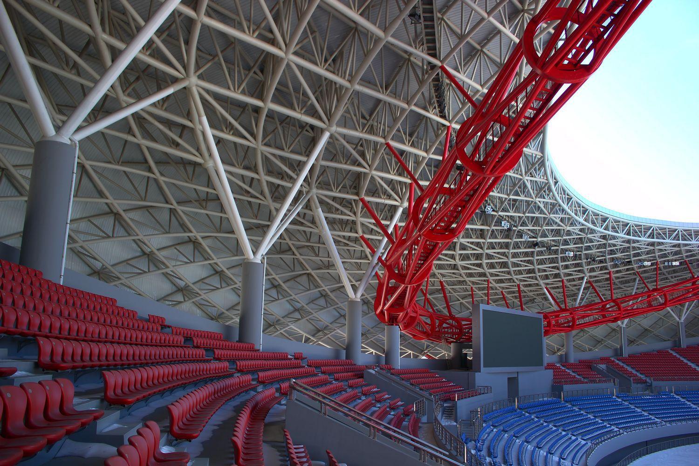 Daqing Olympic Park Stadium Stadiumdb Com