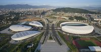 Haixia Olympic Center Stadium