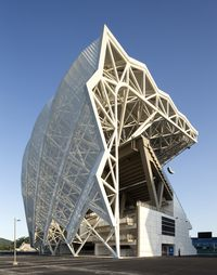 Haixia Olympic Center Stadium