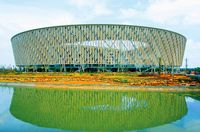 Huizhou Sports Center Stadium