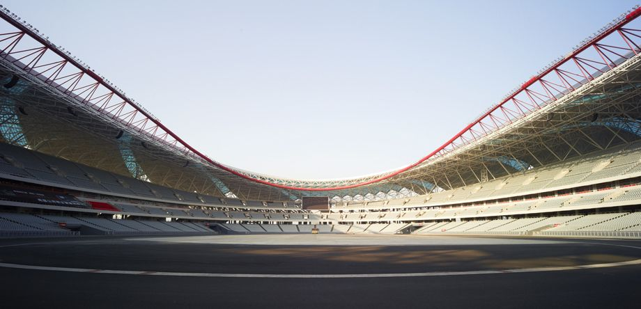 International Stadiums