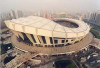 Shanghai Sports Centre Stadium