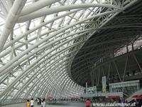 Tianjin Olympic Center Stadium (Water Drop)