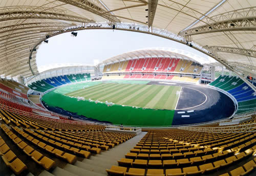 Wuhan Sports Center Stadium Stadiumdb Com