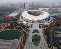 Zaozhuang Sports and Cultural Park Stadium