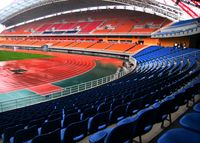 Zibo Sports Center Stadium